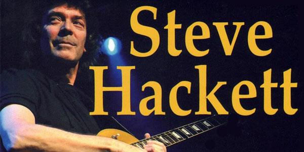 Steve Hackett 2016