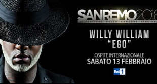 Willy William sanremo 2016