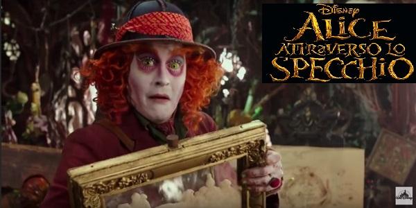 Pink canta nel film alice attraverso lo specchio della - Film alice attraverso lo specchio ...