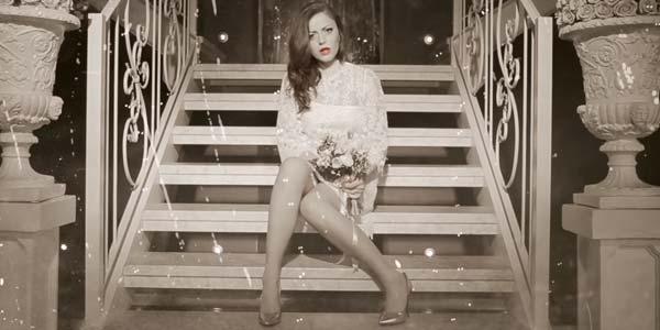 Annalisa è una sposa nel nuovo video de Il Diluvio Universale