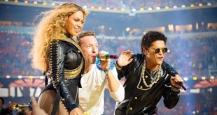 beyonce coldplay bruno mars super bowl 50