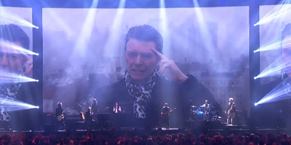 Brit Awards 2016: l'omaggio di Lorde a David Bowie (video)