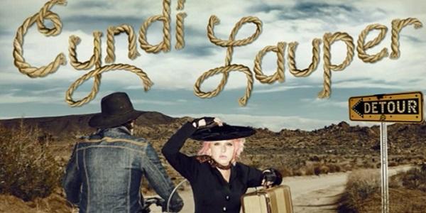 cindy Lauper album detour