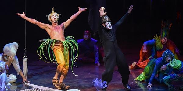 Cirque Du Soleil in tour in Italia con il nuovo spettacolo Varekai – biglietti