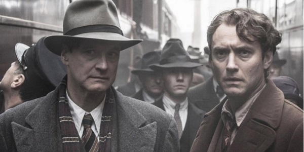 Genius: il nuovo film con Colin Firth e Jude Law in anteprima al Festival di Berlino