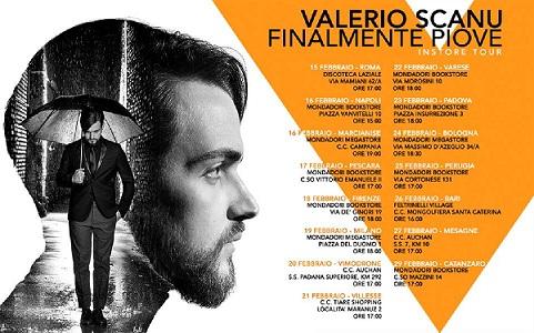 instore tour 2016 valerio scanu