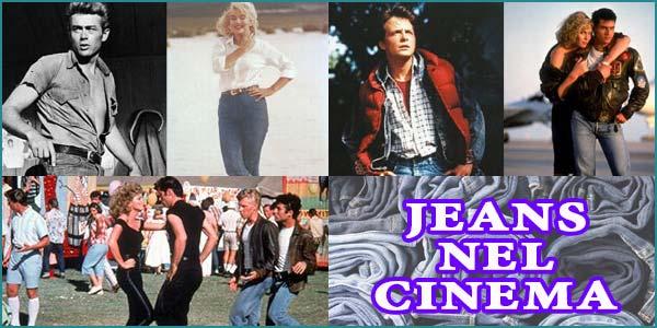 I jeans dal cinema a vera icona della moda
