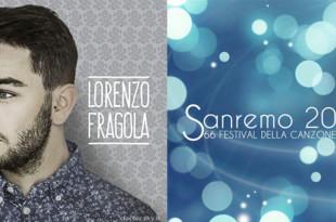 lorenzo fragola festival sanremo