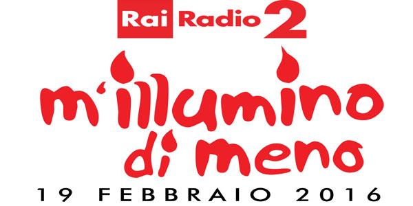 Casola Valsenio aderisce alla campagna M'illumino di Meno il 19 febbraio 2016