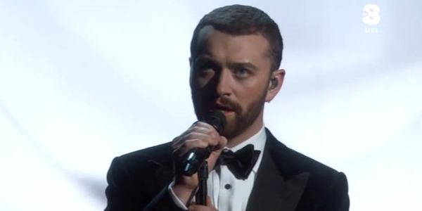 sam smith oscar 2016