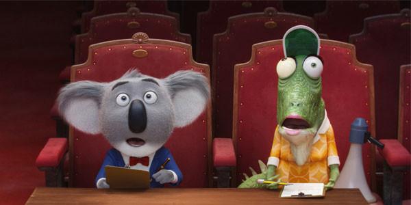 sing film animazione 2017 koala
