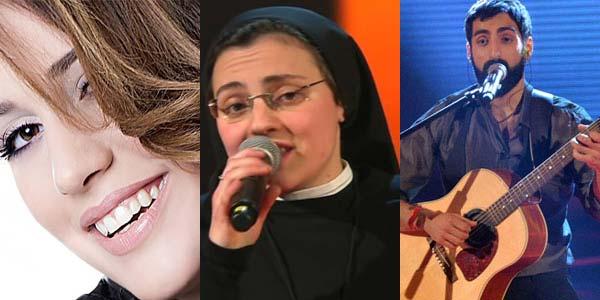 The Voice Of Italy: i vincitori di tutte le edizioni