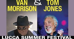 van morrison e tom jones