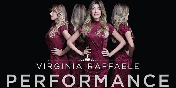 Virginia Raffaele: da Sanremo ai teatri con lo show Performance – biglietti