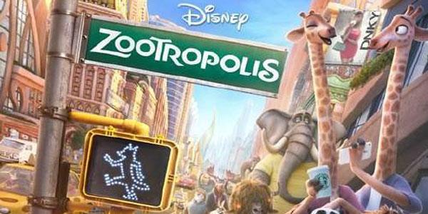 zootropolis film disney