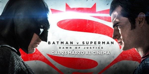 Batman v Superman Dawn of Justice film 2016