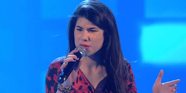 Chiara Granetto the voice 4