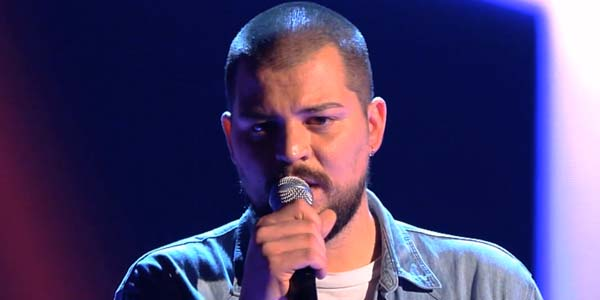 The Voice 4: Claudio Cera entra nel Team Pezzali (video)