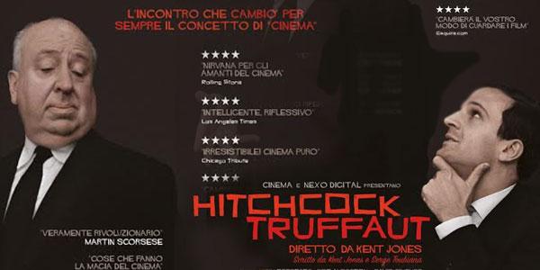 François Truffaut e Alfred Hitchcock