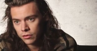Harry Styles video intervista