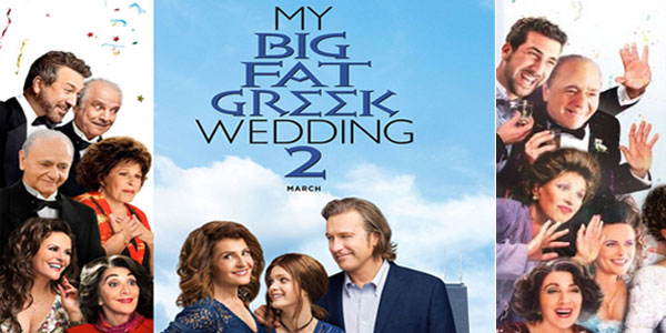 Il Mio Grosso Grasso Matrimonio Greco 2: tornano Toula e la sua strampalata famiglia