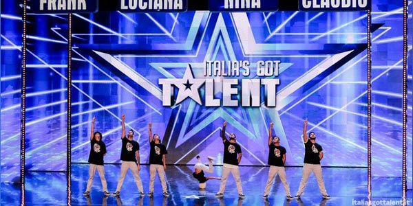 Inequalities italia's got talent 2016