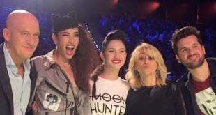 Italia's Got Talent Claudio Bisio, Luciana Littizzetto, Nina Zilli, Frank Matano