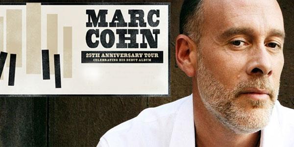 Marc Cohn tour 2016