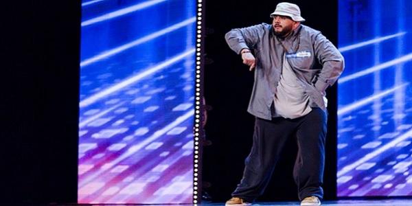 Italia's Got Talent: Marco Ruben talento XL conquista ballando l'Hip Hop
