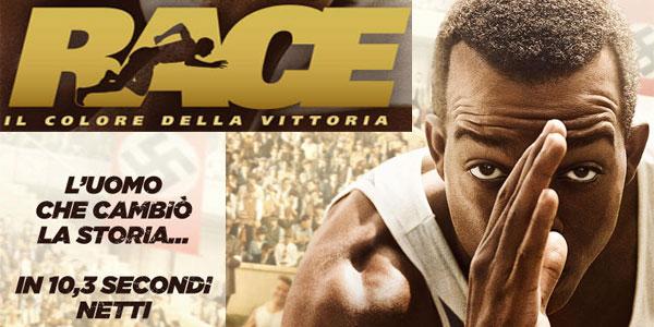 Race – Il Colore Della Vittoria: da oggi 3 agosto in DVD il film su Jesse Owens