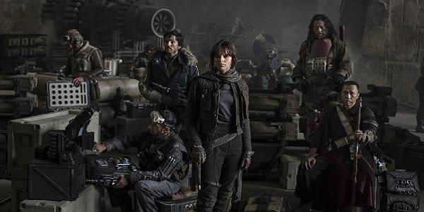 Rogue One: lo spin-off di Star Wars nei cinema a dicembre 2016