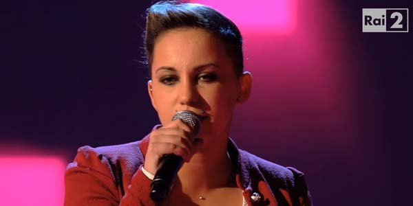 Stephanie Riondino the voice 4