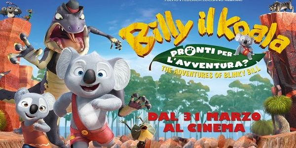 billy il koala film 2016