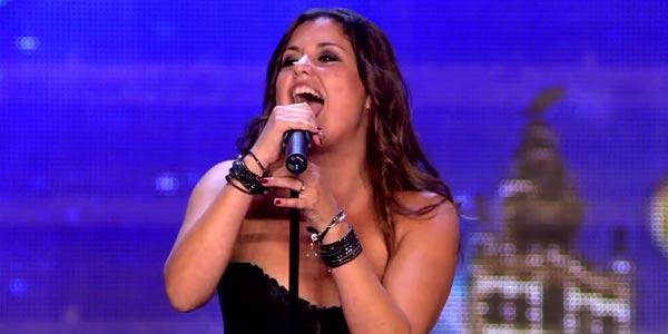 Cristina Ramos a Spain's Got Talent: dall'Opera agli AC/DC – video