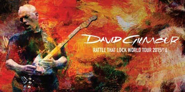 David Gilmour annuncia due concerti a Pompei in luglio 2016
