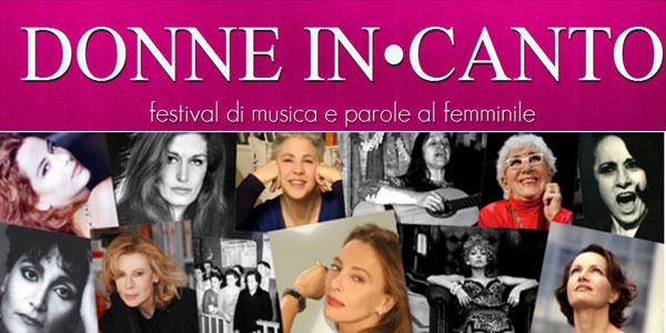 Donne InCanto: eventi gratuiti per l'ottava edizione del Festival
