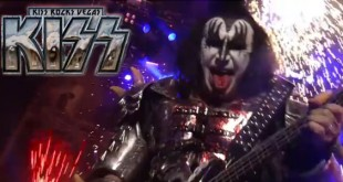 kiss film rock a las vegas