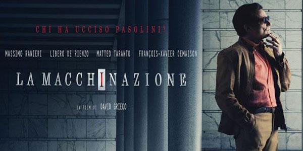 Massimo Ranieri è Pasolini in La Macchinazione, al cinema dal 24 marzo 2016