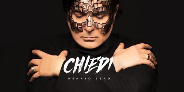 Renato Zero: ecco il nuovo singolo Chiedi, in attesa dell'album Alt