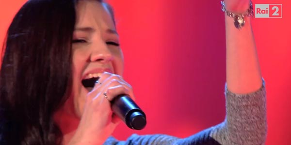 The Voice 4: Beatrice Ferrantino canta i Modà e passa il turno ai Live Show (video)