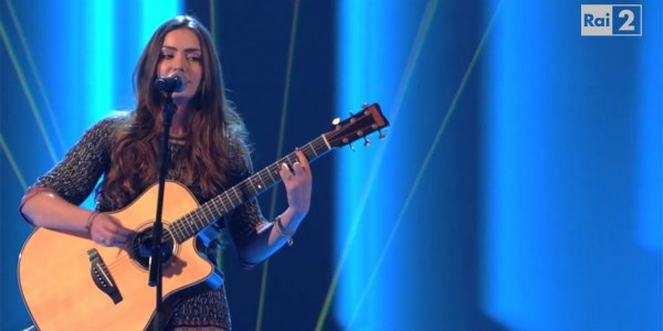 The Voice 4: Edith Brinca eliminata da Dolcenera (video)