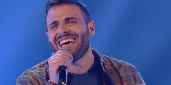 the voice 4 Fabio De Gennaro