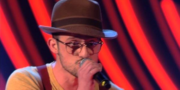 The Voice 4: Giuseppe Citarelli sceglie il Team Pezzali (video)