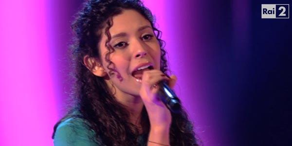 the voice 4 Marta Pilia