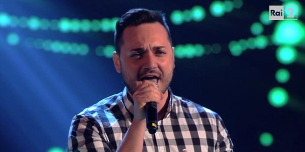 the voice 4 Mirko Ciulla