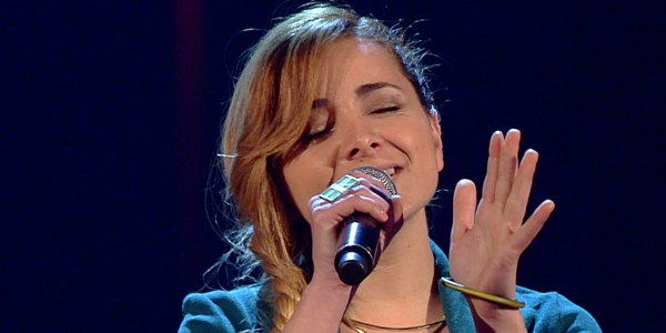 the voice 4 Rosaria Mallardo