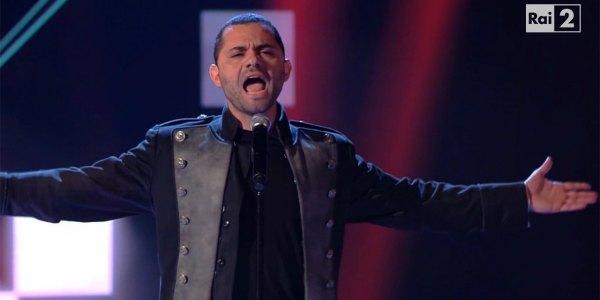 the voice 4 Salvo Matarazzo