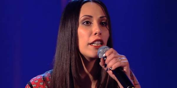 the voice 4 corinne marchini