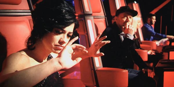 the voice 4 giudici
