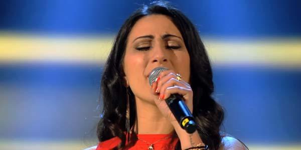 The Voice 4: Katy Desario, una vera artista nel Team Pezzali (video)